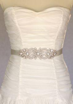 Belts for Wedding Dresses - Best Dresses for Wedding Check more at http://svesty.com/belts-for-wedding-dresses/
