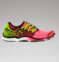 Women's UA Micro G® Toxic Six Running Shoes | Under Armour US. Want these tooooo...