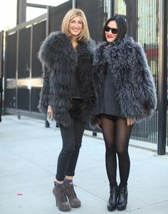 luv the fluffy furs!