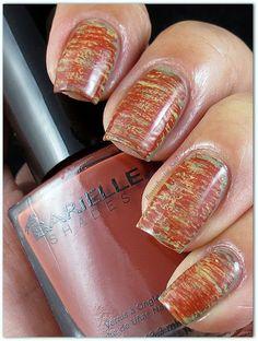 Boombastic Nails: Fan Brush Nail Art