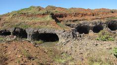 Minas de piedras semipreciosas en el Dpto. de Artigas, Uruguay