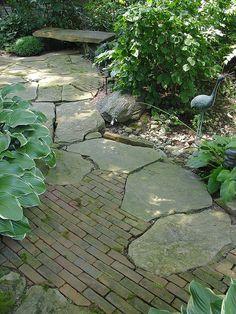 paving patterns by KarlGercens.com, via Flickr