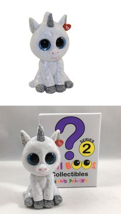 2 inch TY Beanie Boos Mini Boo Series 1 Collectible Figures ICY the White Seal