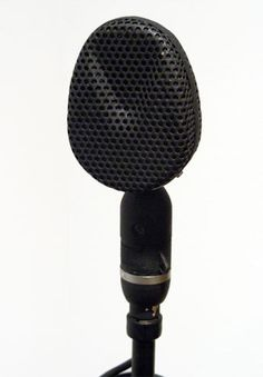 "Coles 4038. Brass, Drum Overheads, Piano, Jazz Vocal. ribbon microphone. The classic adjective for this mic is ""smooth"". Be warned though, if you are using these mics as drum overheads, don't expect a bright, poppy, shiny cymbal sound. These mics are a little dark."