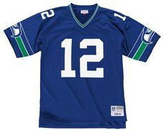Seahawks 12th man retro jersey