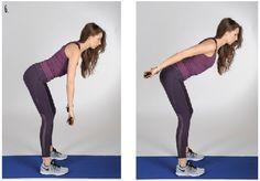 Julie*s Arme-Schultern-Rücken Workout für zu Hause                                                                                                                                                     Mehr
