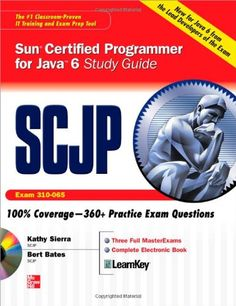 A programmers guide to java scjp certification a comprehensive scjp sun certified programmer for java 6 exam 310 065 reviews fandeluxe Gallery