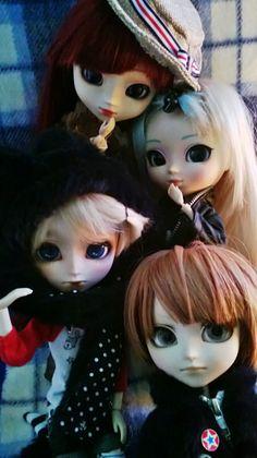 Kuriin, Mikuri Sully and Koseki