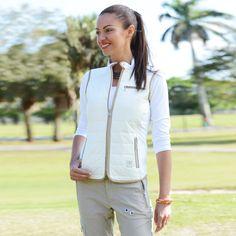 Bogner Sandi Golf Vest (Womens) | Peter Glenn