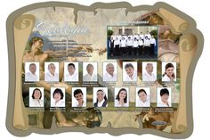 Placa de Formatura Teologia FDES