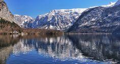 Reflections at Hallstatt (Austria)