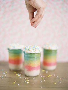 Mason Jar Cupcakes (Photo: Jessica Burke)