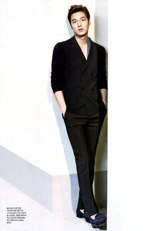 cr:letto_ @ Naver blog  Minho for L'Officiel Hommes 4/9