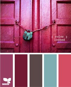 color locked