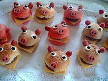 Te grappige #broodjes die je #kinderen te gek en lekker vinden. Een ware #traktatie
