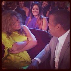 Beyoncè and Jay Z BET Awards 2012