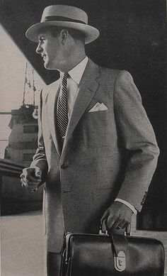 1950's Men's Fashion