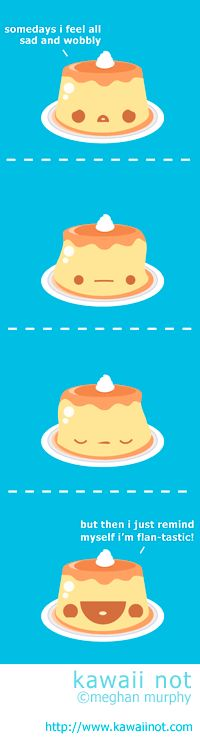 Kawaii Not » Search Results » flan