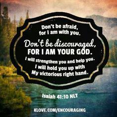 Dont b afraid