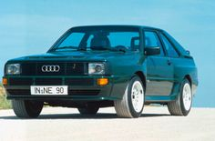 Audi Sport Quattro in British racing green? Yes please!