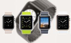 Apple Watch: no Esperes WatchFaces de Omega, Rolex o Cartier