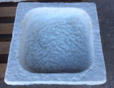 Lavabo m rmol recuperado medidas 65 cm x 49 cm precio for Piedra de marmol precio
