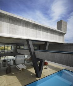 Hemeroscopium House by Ensamble Studio (Video)   HomeDSGN, a daily source for inspiration and fresh ideas on interior design and home decoration.