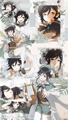 Animes Wallpapers, Cute Wallpapers, Character Art, Character Design, Anime Lock Screen, Character Wallpaper, Cute Anime Wallpaper, Albedo, Otaku Anime