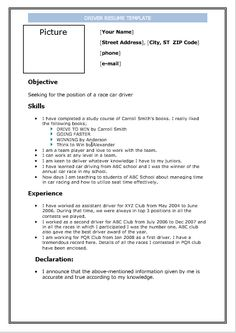 Free Word Templates - Part 19 Basic Resume Examples, Sample Resume Format, Word Check, Legal Forms, Resume Template Free, Certificate Templates, Word Templates, Positivity, Names