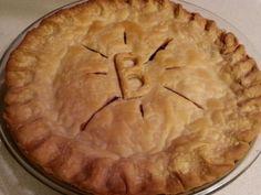Garden Huckelberry Pie!
