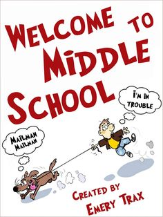 Welcome to Middle School: A 6th Grade Super Hero Middle School Chapter Book http://www.amazon.com/dp/B00NH21K0C