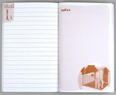 Little Otsu The Tour Diary by Allison Cole | The Journal Shop
