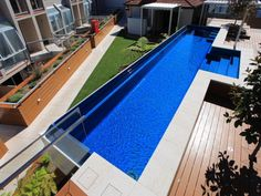 Fast Lane - Compass Pools Australia