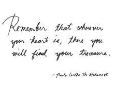 The Alchemist Quote Paulo Coelho