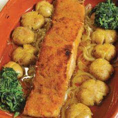 Bacalhau com Broa