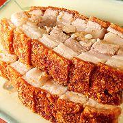 Roast pork everywhere in the world looks the same... chinese style, balinese, yuum