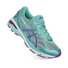 ASICS GT-1000 5 Women's Running Shoes, Size: 10 D, Green Oth