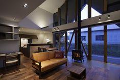 假日摺紙 -  TSC建築師 - 三重 - 日本 - 小房子 - 室內2  - 謙卑之家