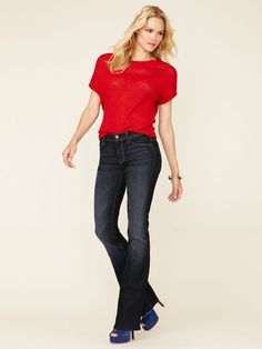 1000 Images About Beautiful Bootcut Denim On Pinterest