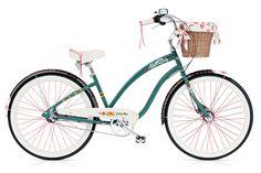 Gypsy 3i - L - Forest Green - 254141E | Electra Bikes
