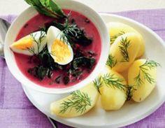 #Botwinka z jajkiem