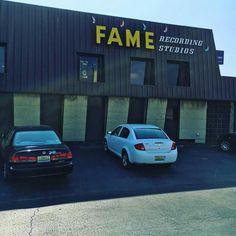 Excellent Fame Recording Studio Muscle Shoals Alabama Al Muscle Shoals Largest Home Design Picture Inspirations Pitcheantrous
