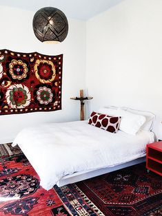 eclectic decor at the love house in marfa, texas / sfgirlbybay