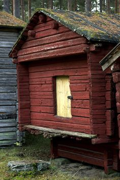 Wooden Buildings, Old Buildings, True North, Helsinki, Old Houses, Finland, Cottages, Art History, Norway