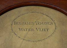 Benjamin Youngs Tall Case Clock
