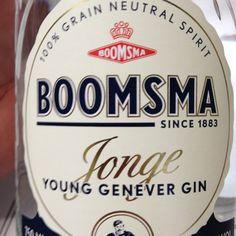 Boomsma Gin from Holland