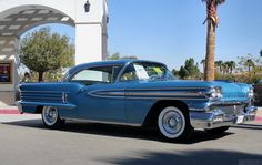 1958 Oldsmobile Super 88 Holiday Coupe ★。☆。JpM ENTERTAINMENT ☆。★。