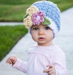 kız çocuk bebek bere modeli