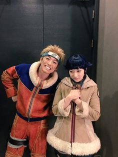 Naruto and hinata Cosplay Anime, Naruto Cosplay, Top Cosplay, Cosplay Outfits, Best Cosplay, Cosplay Girls, Cosplay Costumes, Cartoon Halloween Costumes, Cool Costumes