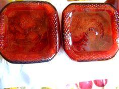 dulceata de capsuni Stuffed Peppers, Vegetables, Food, Meal, Stuffed Pepper, Essen, Vegetable Recipes, Hoods, Meals